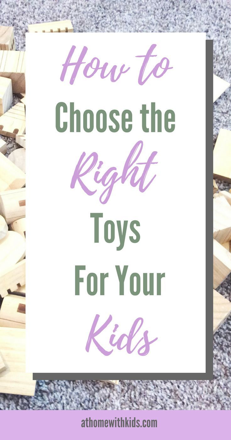 How to simplify your toy room and choose the best toys for your kids. | minimize toys | best toys for kids