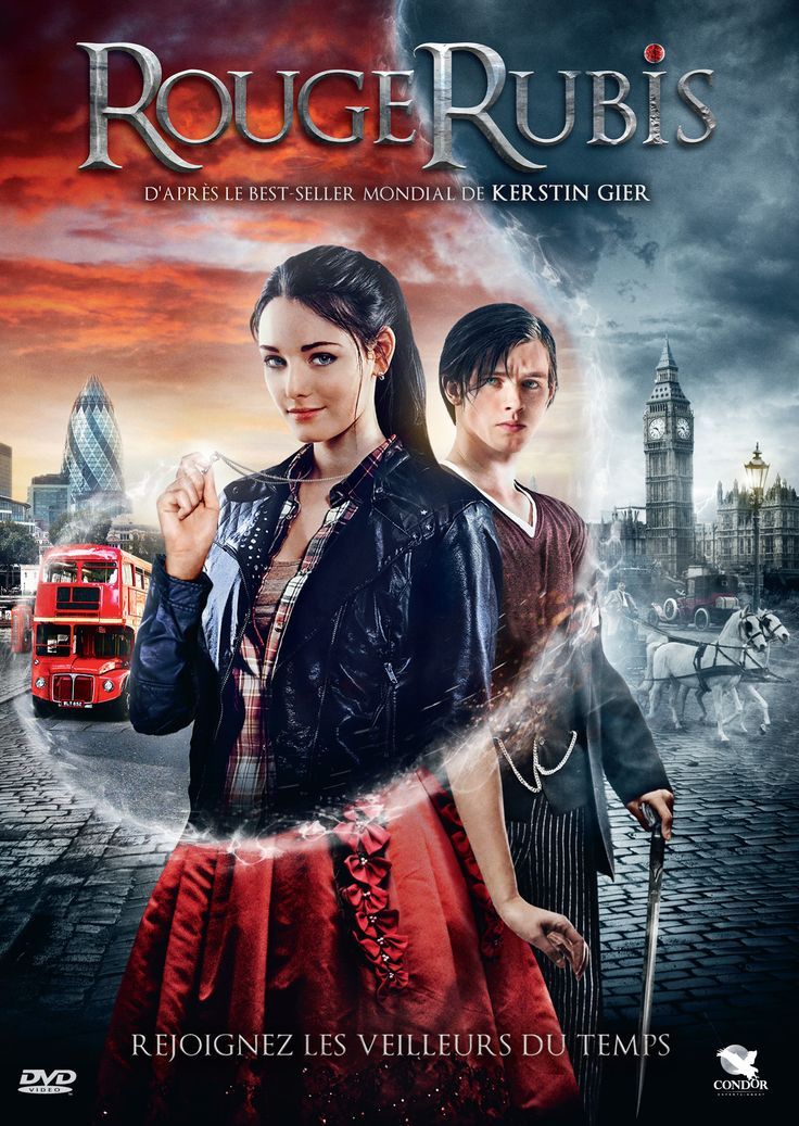 Rouge Rubis en DVD.