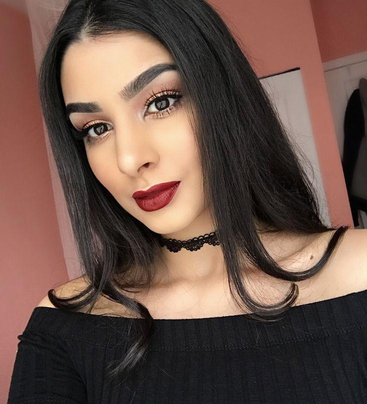 #makeup #redlip #nyx Insta: @exquisite_blossom
