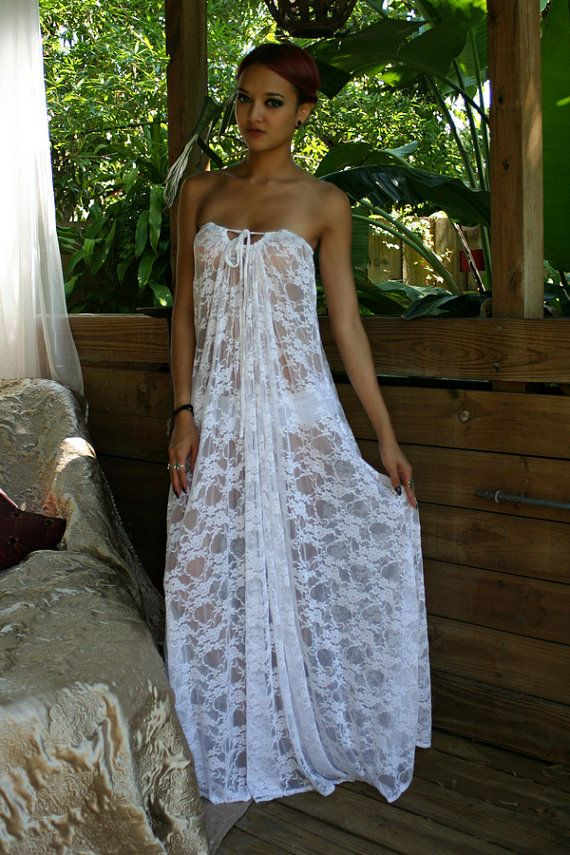 Best 43 white night gowns ideas on Pinterest | Party dresses ...