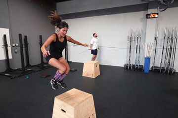 10 Exercises to Get You Ready for an Obstacle-Course Race - ACTIVE.com