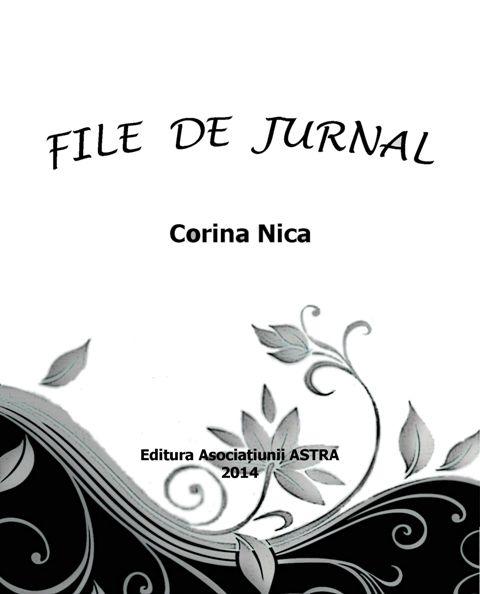 Lansare de carte la Codlea, autor Corina Nica