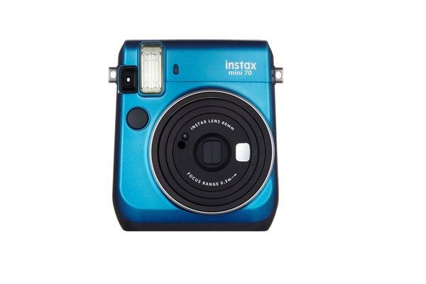 Aparat Fujifilm Instax Mini 70 NIEBIESKI | Aparaty Instax | Sklep Internetowy Handpick.eu - starannie wybrana oferta