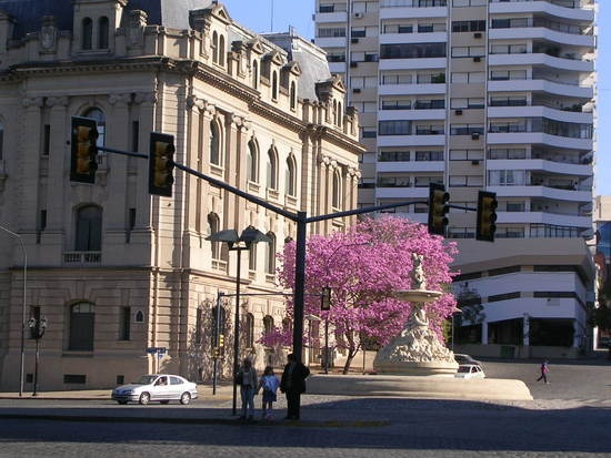 Edificio de la Ex Aduana de Rosario - Rosario, Argentina