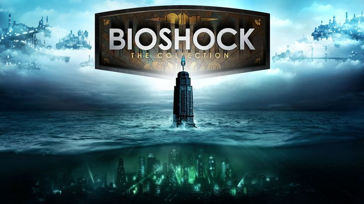 bioshock collection hero Computer Wallpaper
