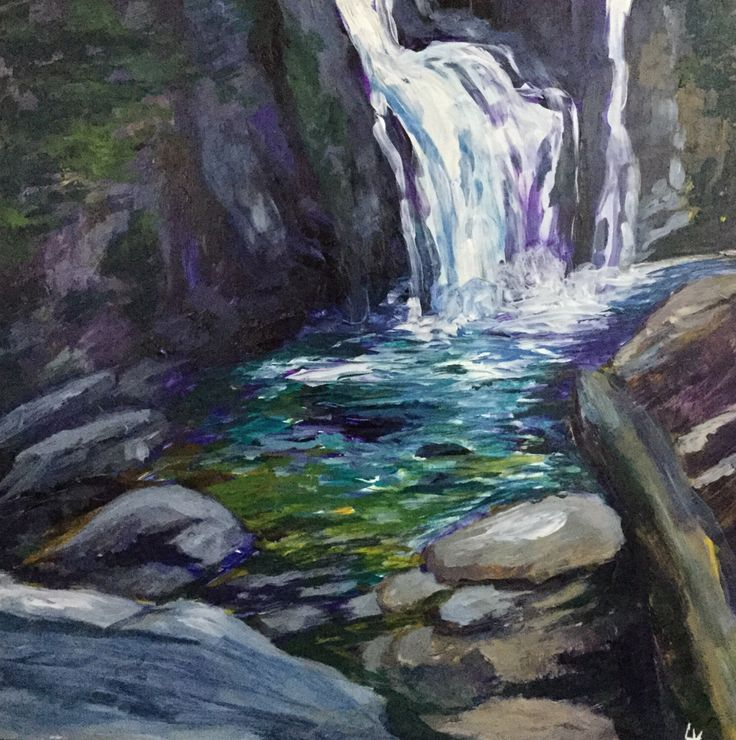 18 best new york waterfalls images on pinterest for Waterfall design etsy