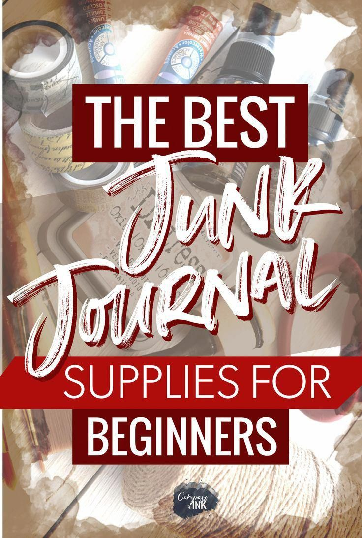 Art Journal Best Supplies
