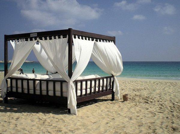 beach beds - Google Search