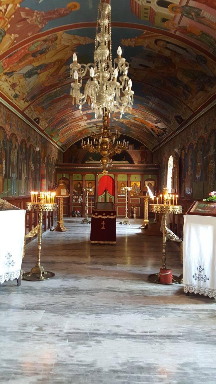 Limonos Monastery in Lesvos