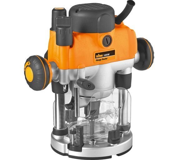 Buy Triton MOF001 Dual Mode Precision Router 1400w at Argos.co.uk - Your Online Shop for Routers and jointers, DIY power tools, DIY tools and power tools, Home and garden.