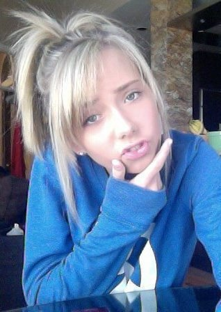 HAILEY MATHERS ALL GROWN UP, SHE'S BEAUTIFUL
