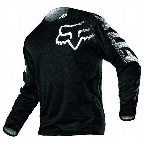 Fox Racing Blackout Jersey - @RevZilla