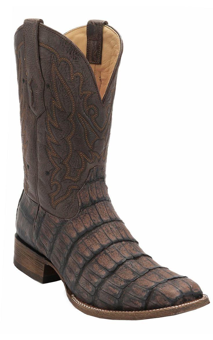 Men's Ariat Sport Herdsman Cowboy Boot, Size: 13 2E, Powder Brown Full Grain Leather