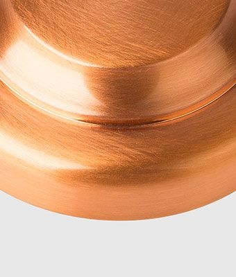 Brushed Copper