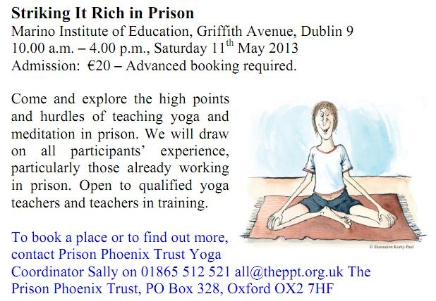 Irish Yoga Association