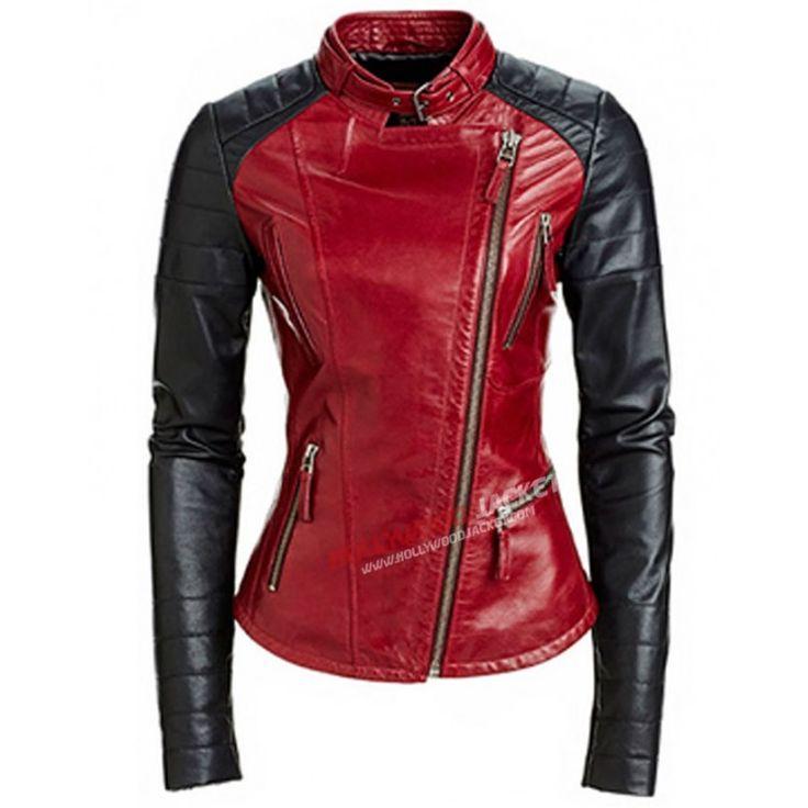 Moto jacket luv