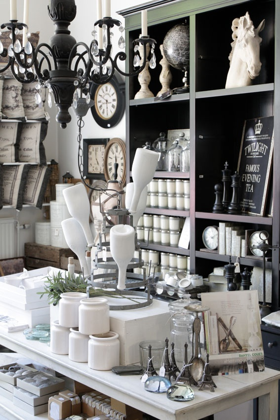 painted jars & pillows