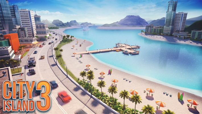 Download Game Apk City Island 3 Building Sim v1.7.4 Mod Money Android can be a Strategy Category  Download Game Android last version of  City Island 3 Building Sim v1.7.4 Mod Money from Gretongan