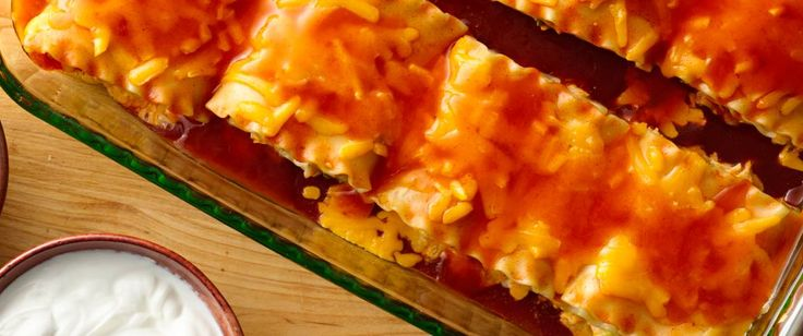 Get your Mexican-Italian fusion fix with these make-ahead, family-friendly lasagna rolls.
