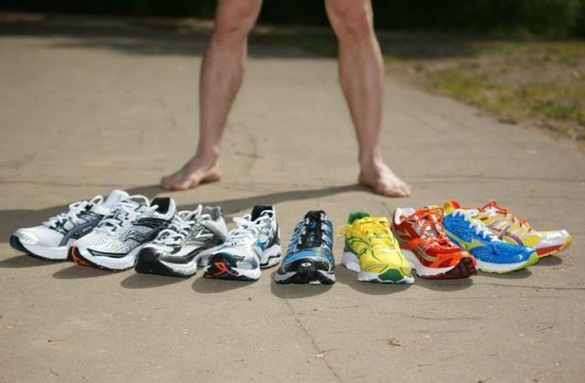 Тренировочные и соревновательные кроссовки