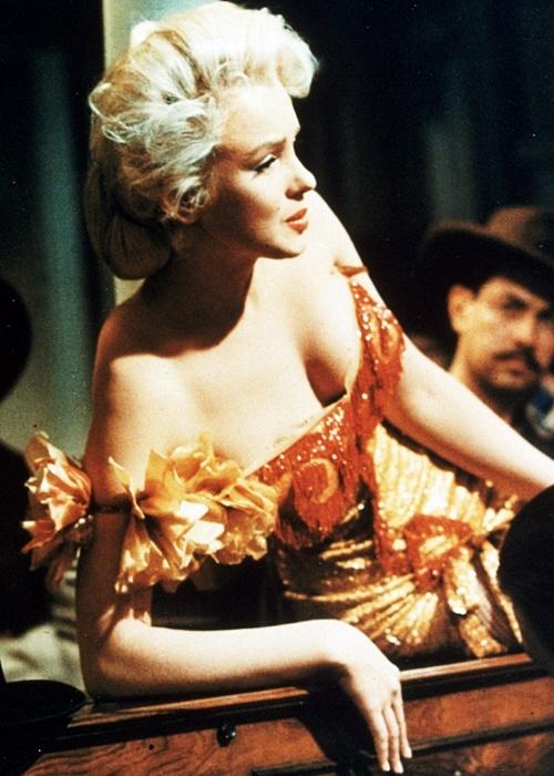 Marilyn Monroe , River of No Return (1954)