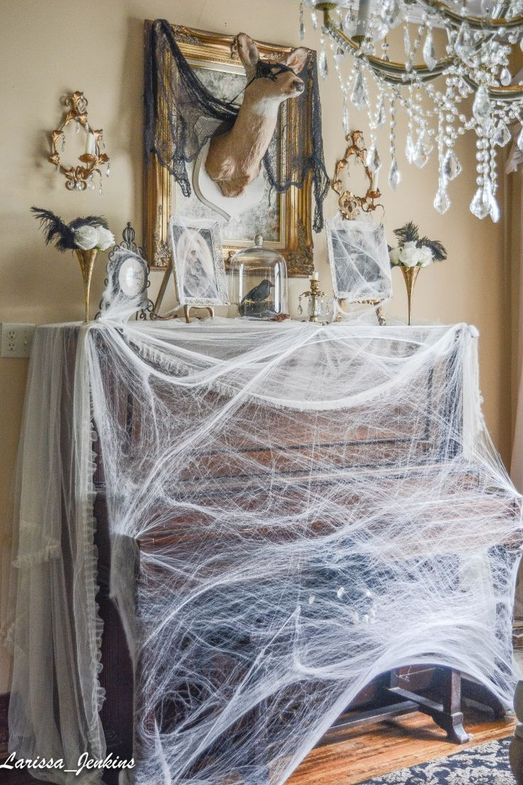 1277 best Fall/Halloween Stuff images on Pinterest Halloween - Elegant Halloween Decor
