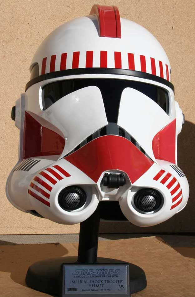 Portugal design lab: Star war Helmets / Stormtroopers