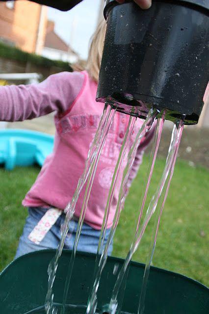 """Winter Outdoor Water Play ("""",)"""