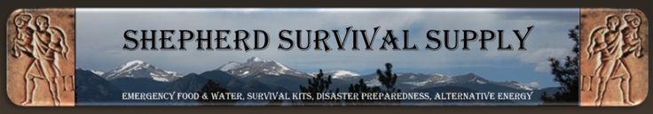 Shepherd Survival Supply