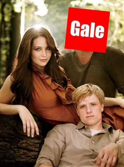 Gale isn't important in the photo... :)