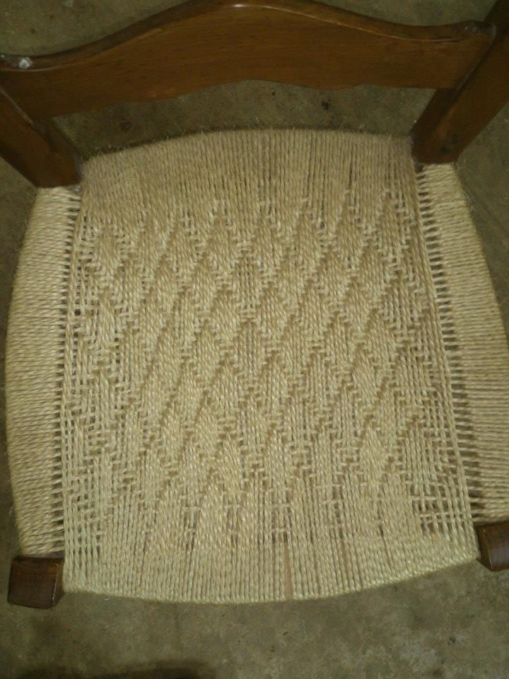 125 Best Images About Chair Caning And Weaving On