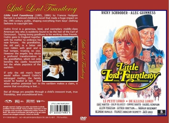 Little Lord Fauntleroy DVD Ricky Schroder