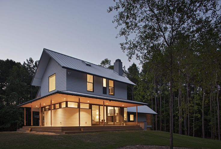 North Carolina house — Erin Sterling Lewis