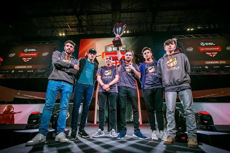 Congrats to #TteSPORTS #MnMGaming the new #ESLUK #CSGO champions!