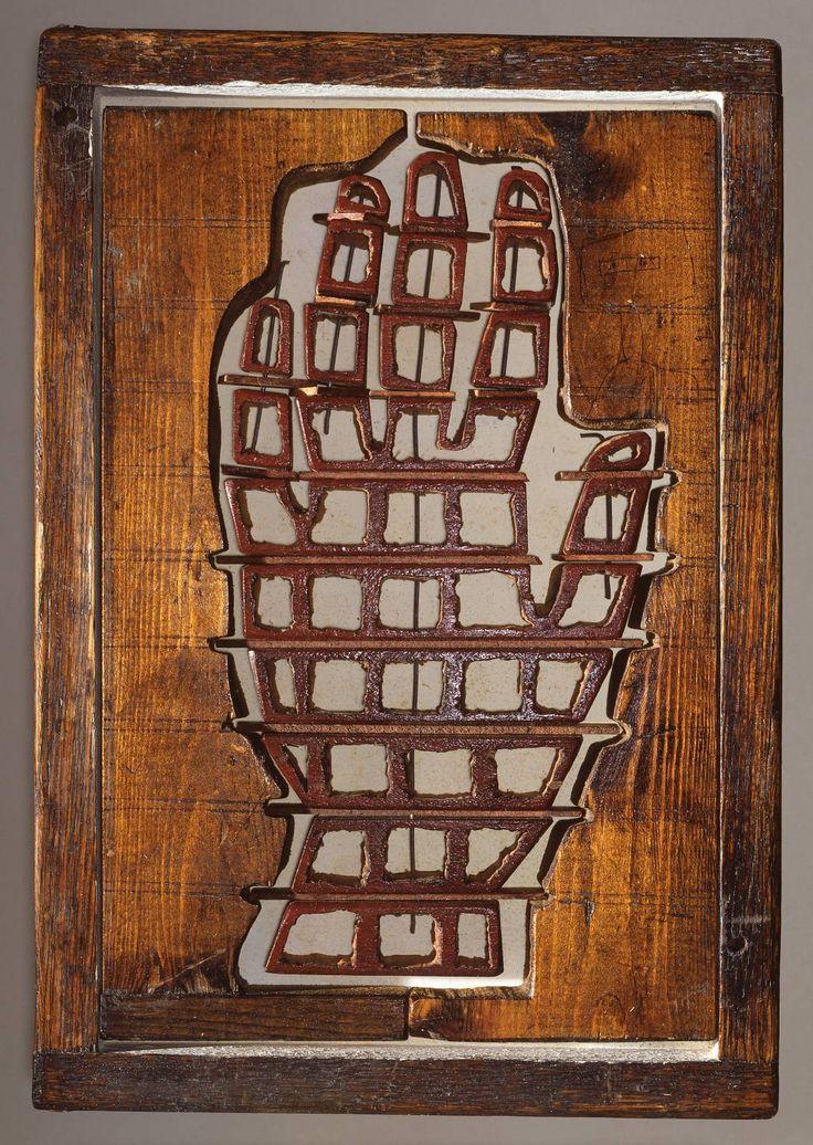 Paul Neagu 'Empty Hand', 1970–1 © Estate of Paul Neagu