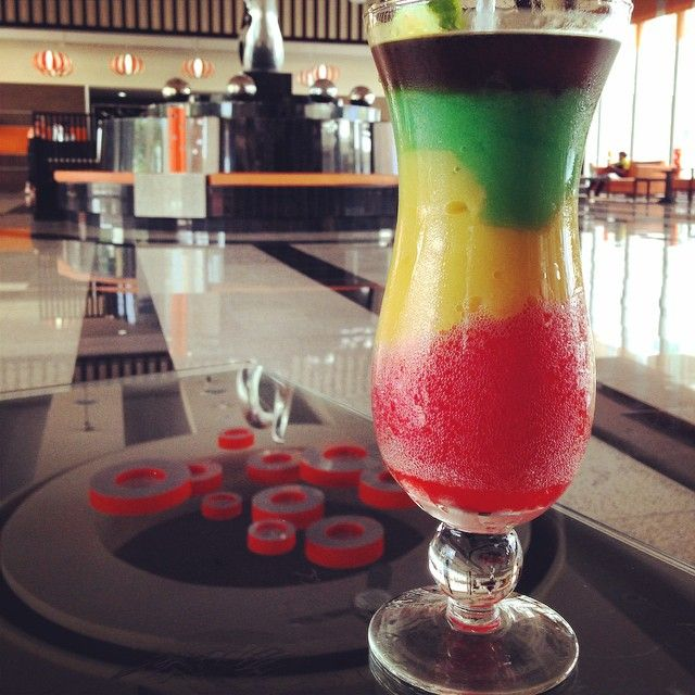 Riu Palace Jamaica famous Bob Marley drink - Jamaica - Hotels in Jamaica - All Inclusive