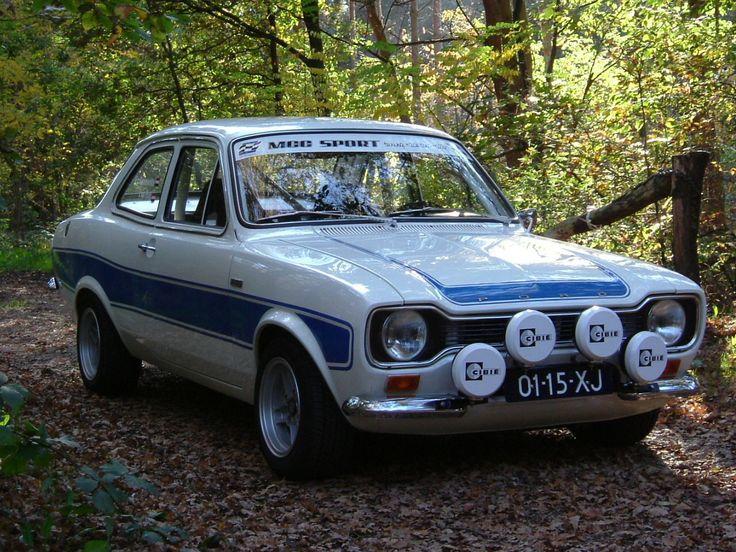 Ford escort mk1 rs2000 1973