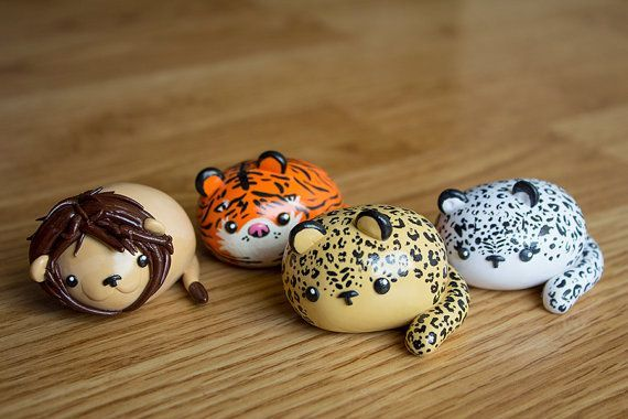 Image of: Clay Creations Polymer Clay Kawaii Animals Google Search General Cuteness Polymer Clay Kawaii Animals Google Search General Cuteness