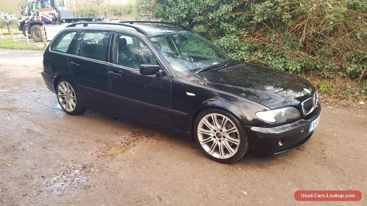 BMW 330D ESTATE TOURING MANUAL BLACK 2000  #bmw #330 #forsale #unitedkingdom