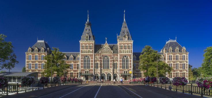 The Rijksmuseum: Photo: John Lewis Marshall