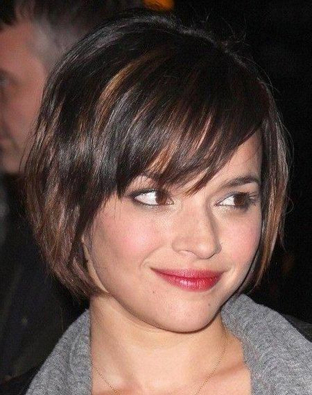 hair styles for large women best 25 professional haircut ideas on 1207 | c69802f7a72cdb89133c8f23d1a1207e short bob with bangs short bobs