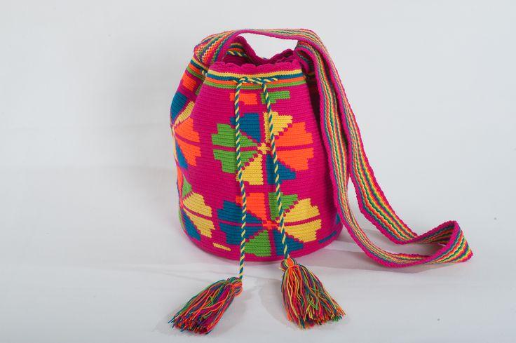 wayuu mochila bag at #stylewise #wayuu #mochila_bag #mochila