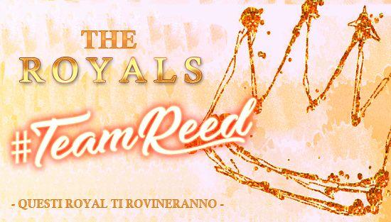 Leggere Romanticamente e Fantasy: VI PRESENTO IL MIO ROYAL: REED ROYAL #TeamReed