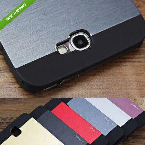 Galaxy S5, для роскошь гибридный металл шлифованный жёсткая чехол чехол для с . в . I 9600 телефон чехол