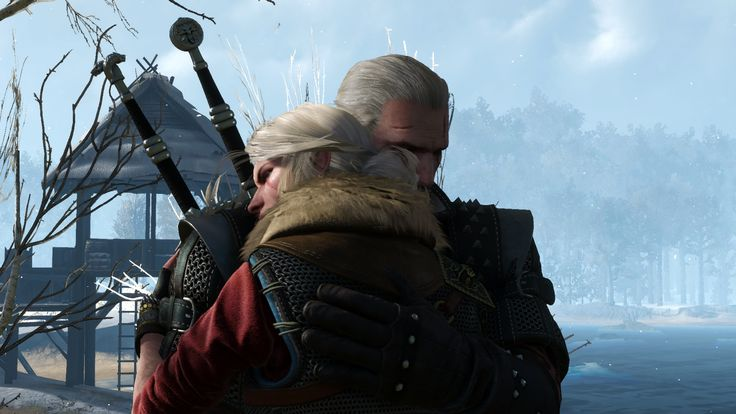 Image result for witcher goodbye