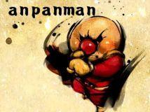 アンパンマン(格ゲー風)