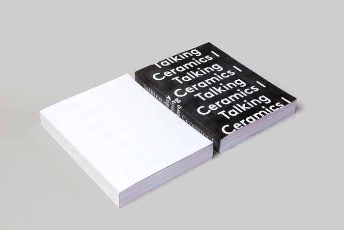 A book that you must bake in the oven, this how we celebrated the rich history and relocation of the European Centre of Ceramics (EKWC).  #Inspiration #Design #Creative #Book #Special #Publication  #Cover #Experimental #Interactive #Unique #Art  #Binding #Layout #Grid #Graphicdesign #Editorial #Paper