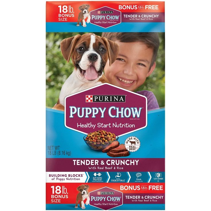 Dog Chow Tender And Crunchy Dry Dog Food 18lb In 2020 Purina