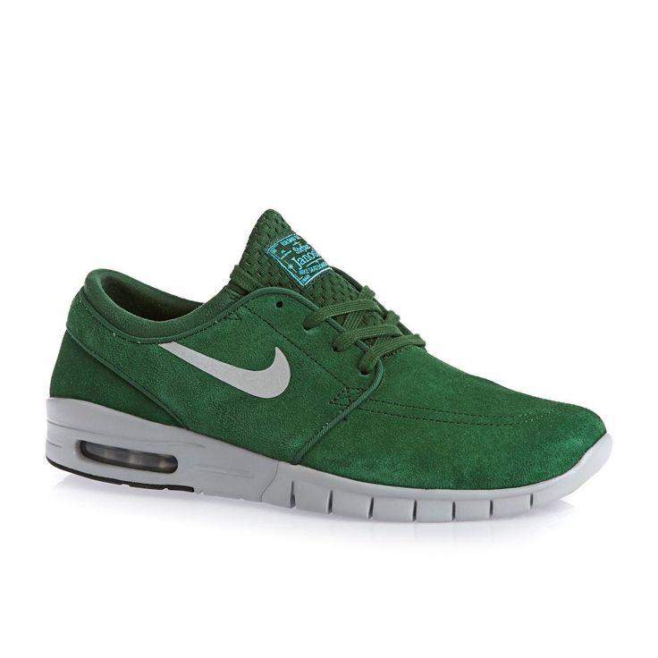 c6013a9eae ... Amazon.com: Nike SB Stefan Janoski Max L Men's Shoe - Gorge Green/ nike  hyperdunk 2013 gorge verde . ...
