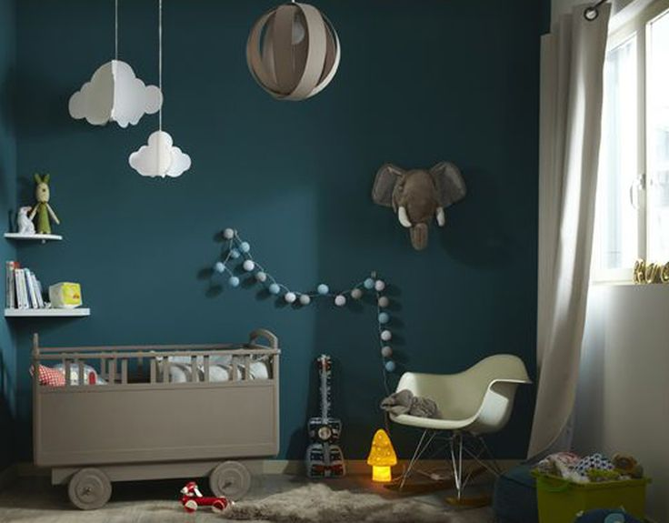 Quelles couleurs choisir pour une chambre d'enfant?